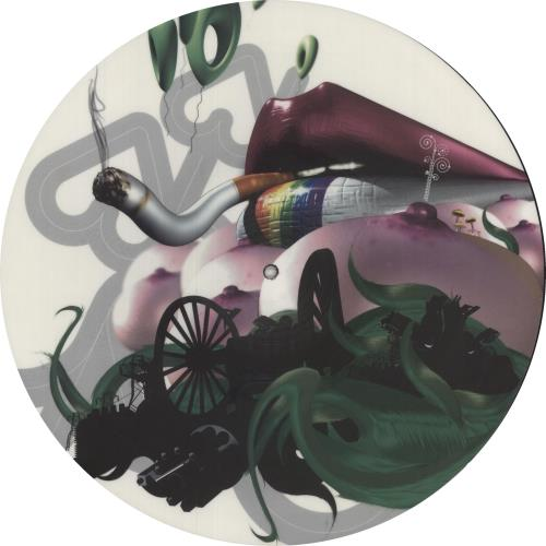 """Scott Brown All About You 12"""" vinyl picture disc 12inch picture disc record UK 09P2PAL744445"""