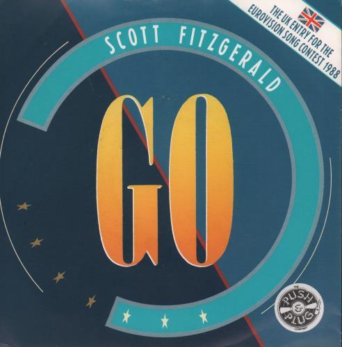 "Scott Fitzgerald Go 7"" vinyl single (7 inch record) UK VDU07GO643942"
