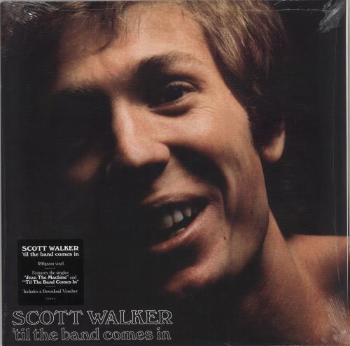 Scott Walker 'Til The Boat Comes In - 180gm Vinyl - Sealed vinyl LP album (LP record) UK SWLLPTI732452