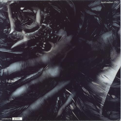 Scott Walker Tilt vinyl LP album (LP record) UK SWLLPTI293050