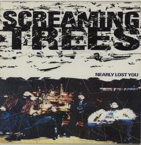 "Screaming Trees Nearly Lost You 12"" vinyl single (12 inch record / Maxi-single) UK SCT12NE86162"