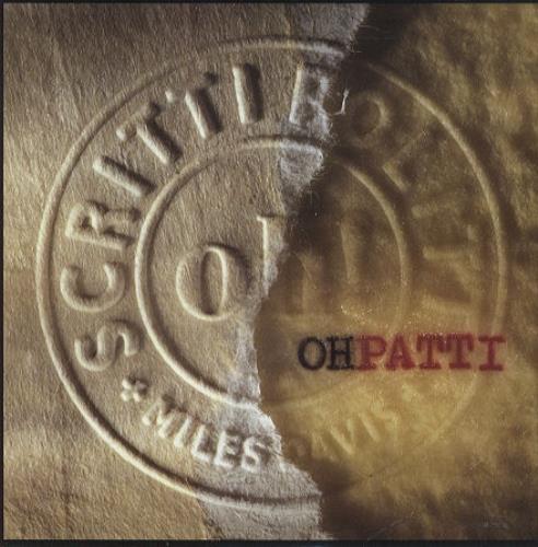 """Scritti Politti Oh Patti 7"""" vinyl single (7 inch record) UK SCR07OH163231"""