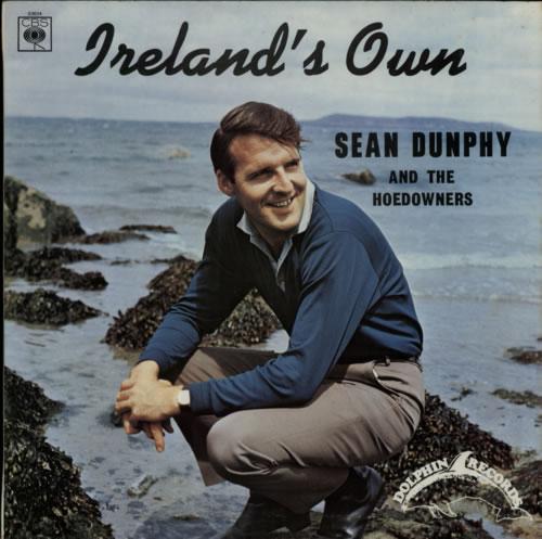 Sean Dunphy Ireland's Own vinyl LP album (LP record) UK V9BLPIR608109
