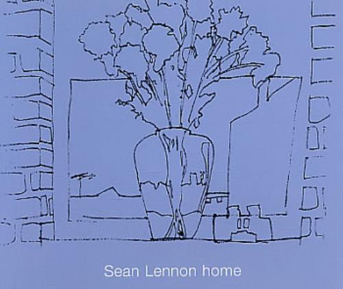 """Sean Lennon Home CD single (CD5 / 5"""") UK LNNC5HO114936"""