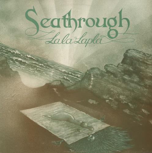 Seathrough La La Lapla vinyl LP album (LP record) UK 0EJLPLA729716