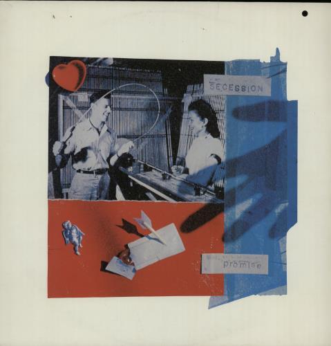 """Secession Promise 12"""" vinyl single (12 inch record / Maxi-single) UK XFJ12PR651500"""