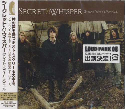Great White Whale Secret And Whisper Secret & Whisper G...