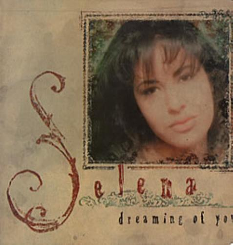 Selena Dreaming Of You vinyl LP album (LP record) Ecuador SLNLPDR280810