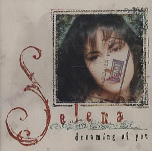 Selena Dreaming Of You CD album (CDLP) Colombian SLNCDDR327872