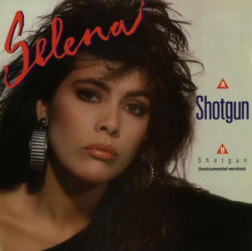 """Selena Shotgun 12"""" vinyl single (12 inch record / Maxi-single) UK SLN12SH388646"""