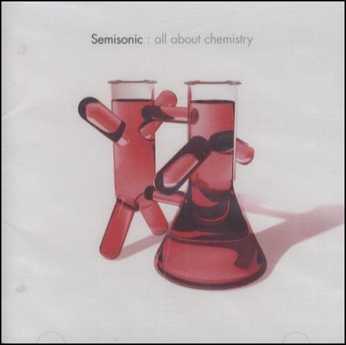 Semisonic All About Chemistry CD album (CDLP) Japanese ONCCDAL183719