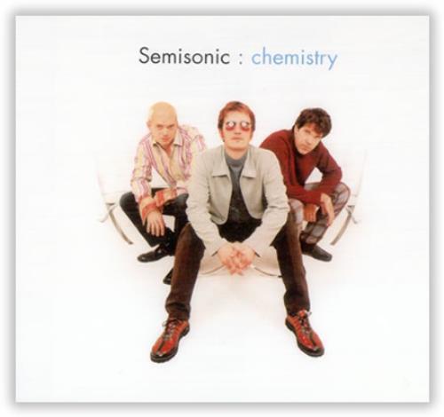 "Semisonic Chemistry CD single (CD5 / 5"") Japanese ONCC5CH183759"