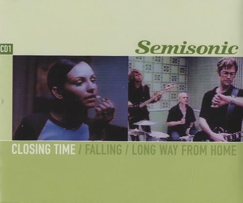 "Semisonic Closing Time - CD1 CD single (CD5 / 5"") UK ONCC5CL458503"
