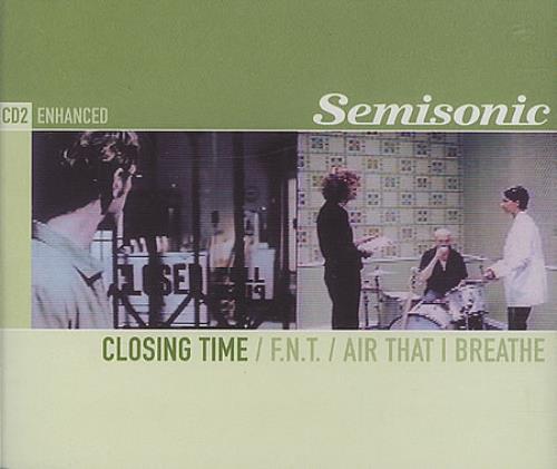 cd semisonic