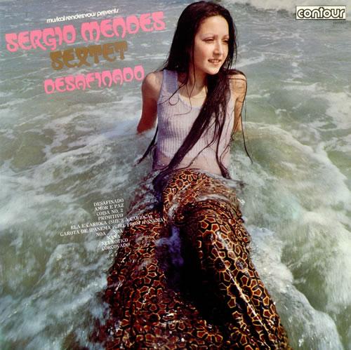 Sergio Mendes Desafinado vinyl LP album (LP record) UK RGMLPDE445911