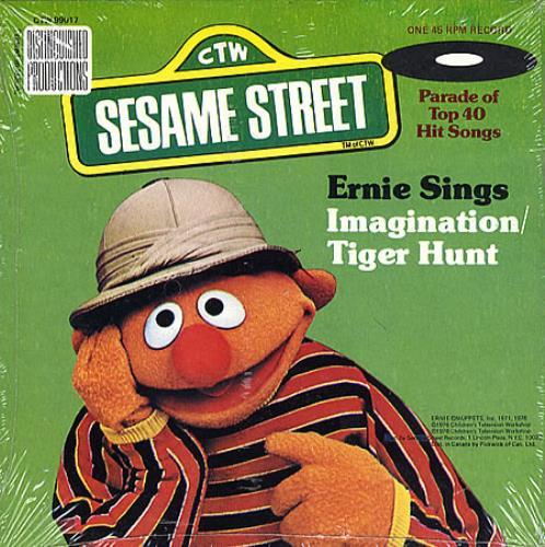 Sesame Street Imagination / Tiger Hunt US 7