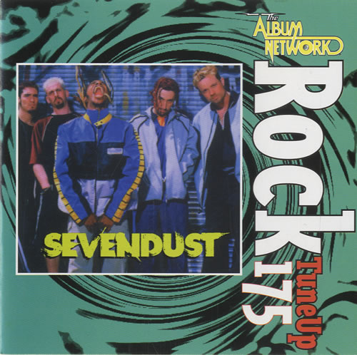 Sevendust Rock TuneUp 2 CD album set (Double CD) US SVD2CRO512782