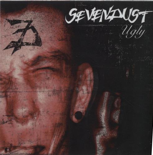 Sevendust Ugly - 1-track CD-R acetate UK SVDCRUG649047