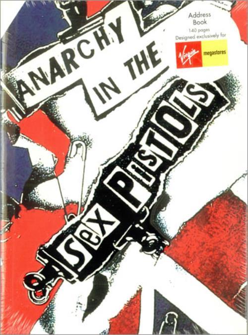 Anarchy pistol sex