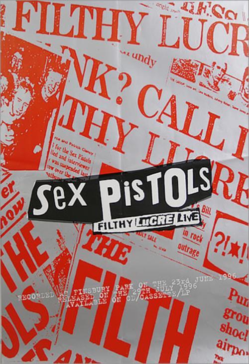 Sex pistols filthy