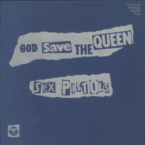 God save the queen sex pistols tracks
