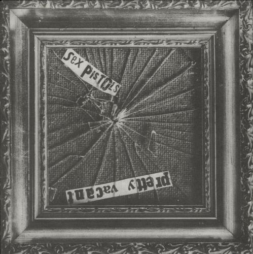 "Sex Pistols Pretty Vacant - 2007 Issue 7"" vinyl single (7 inch record) UK SEX07PR412118"