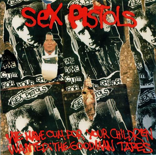 Sex Pistols We Have Cum For Your Children - Sealed vinyl LP album (LP record) US SEXLPWE477273