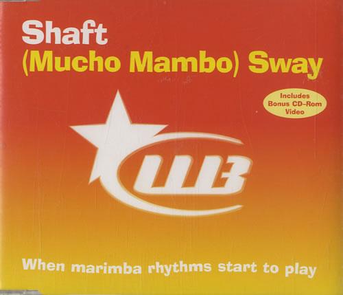 """Shaft (Mucho Mambo) Sway CD single (CD5 / 5"""") UK HAFC5MU449489"""