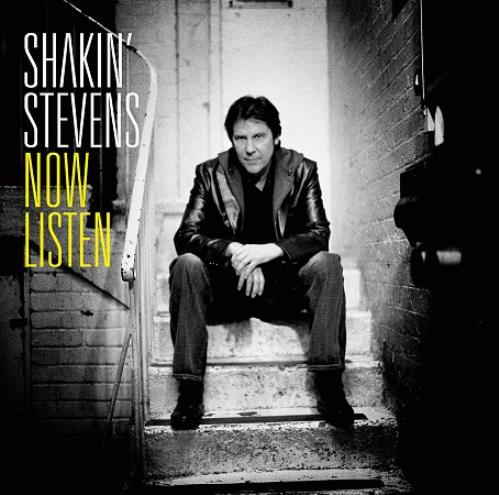 Shakin Stevens Now Listen Uk Cd Album Cdlp 369727