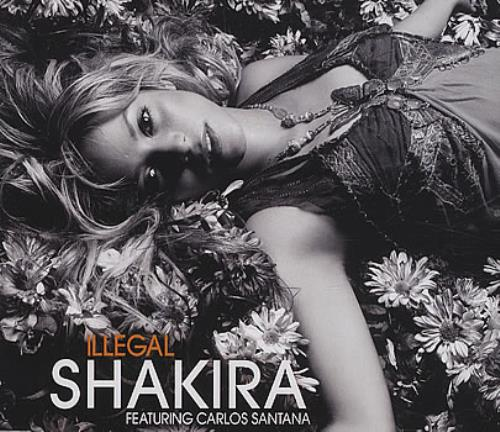 Shakira Illegal 2-CD single set (Double CD single) UK IKA2SIL380223