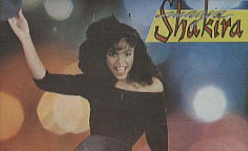 Shakira Magia cassette album Colombian IKACLMA321759