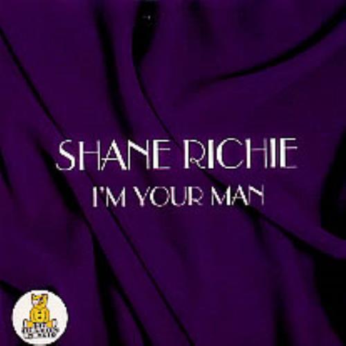 "Shane Richie I'm Your Man CD single (CD5 / 5"") UK HIEC5IM267820"