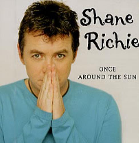 Shane Richie Once Around The Sun CD album (CDLP) UK HIECDON217756