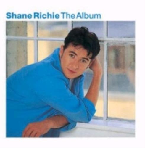 Shane Richie The Album CD album (CDLP) UK HIECDTH259162
