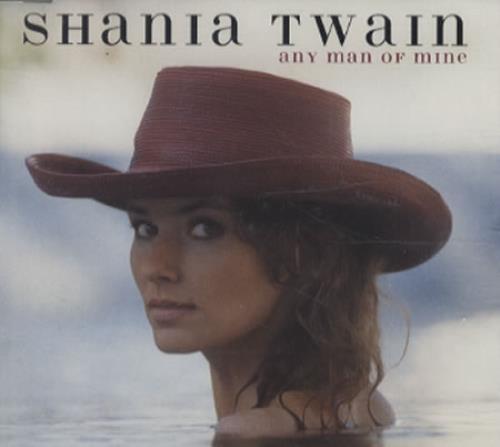 Shania Twain Any Man Of Mine Uk Cd Single Cd5 5 Quot 117371