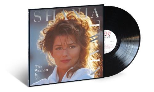 Shania Twain The Woman In Me - Diamond Edition 180 Gram - Sealed vinyl LP album (LP record) UK SIALPTH753496