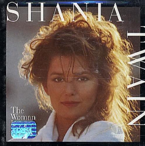 Shania Twain The Woman In Me Us Cd Album Cdlp 127908