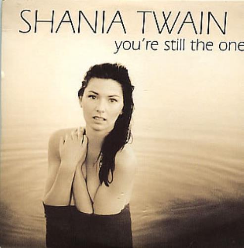 Shania Twain You Re Still The One Australian Cd Single