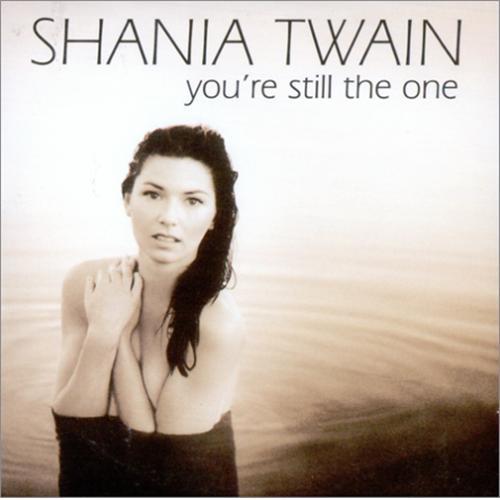 Shania Twain You Re Still The One European Cd Single Cd5