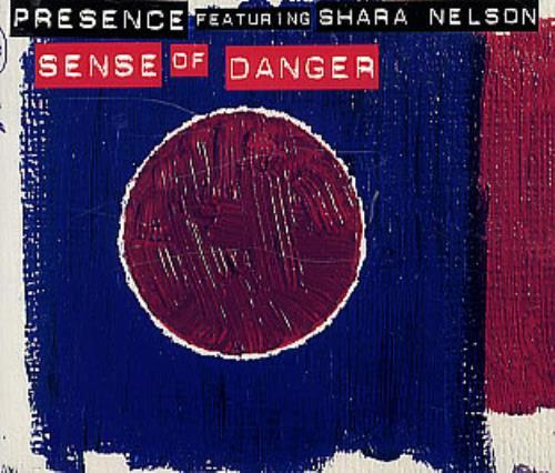 """Shara Nelson Sense Of Danger CD single (CD5 / 5"""") UK SNLC5SE288089"""