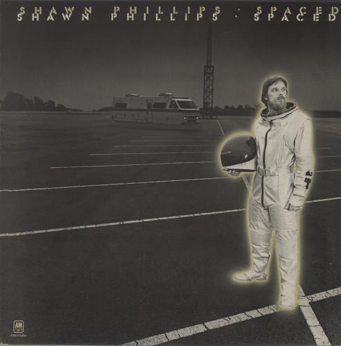 Shawn Phillips Spaced - EX vinyl LP album (LP record) UK SHWLPSP684792