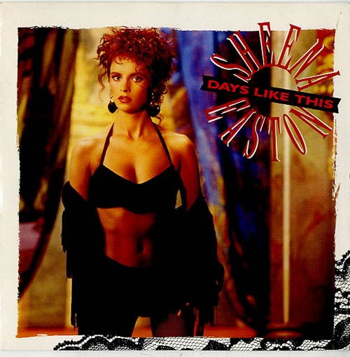 Sheena Easton Days Like This Uk 7 Quot Vinyl Single 7 Inch