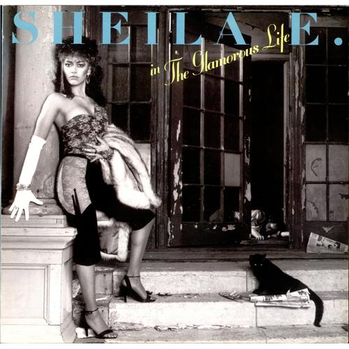 Sheila E The Glamorous Life vinyl LP album (LP record) German SHELPTH73568