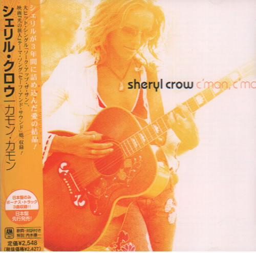 Sheryl Crow C'Mon, C'Mon CD album (CDLP) Japanese SCWCDCM216146