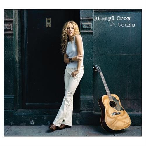 Sheryl Crow Detours CD album (CDLP) UK SCWCDDE427425