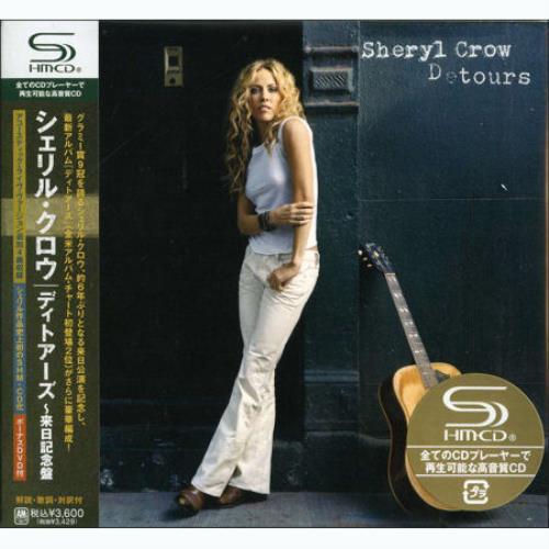 Sheryl Crow Detours SHM CD Japanese SCWHMDE448737