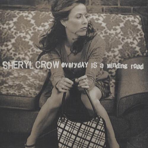 "Sheryl Crow Every Day A Winding Road CD single (CD5 / 5"") US SCWC5EV82711"