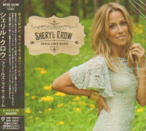Sheryl Crow Feels Like Home CD album (CDLP) Japanese SCWCDFE639768