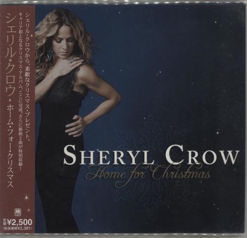 Sheryl Crow Home For Christmas CD album (CDLP) Japanese SCWCDHO664618