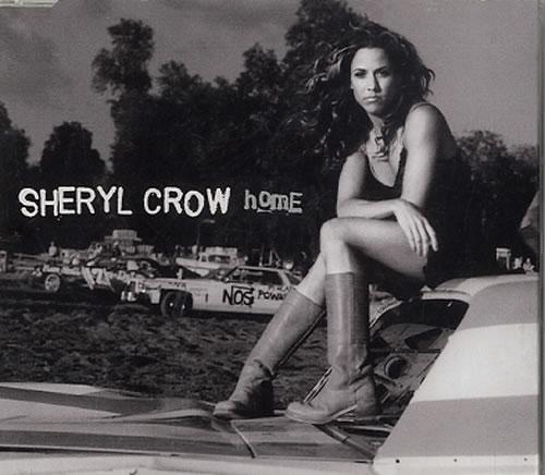 "Sheryl Crow Home CD single (CD5 / 5"") UK SCWC5HO97484"